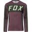 Fox Indicator Moth Koszulka kolarska Mężczyźni czerwony